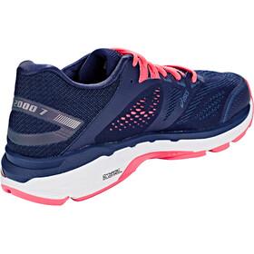asics GT-2000 7 Shoes Damen peacoat/silver